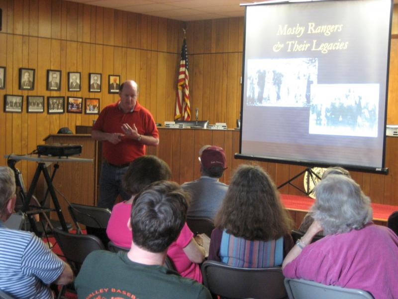 Mosby's Rangers, Eric Buckland May 22, 2014