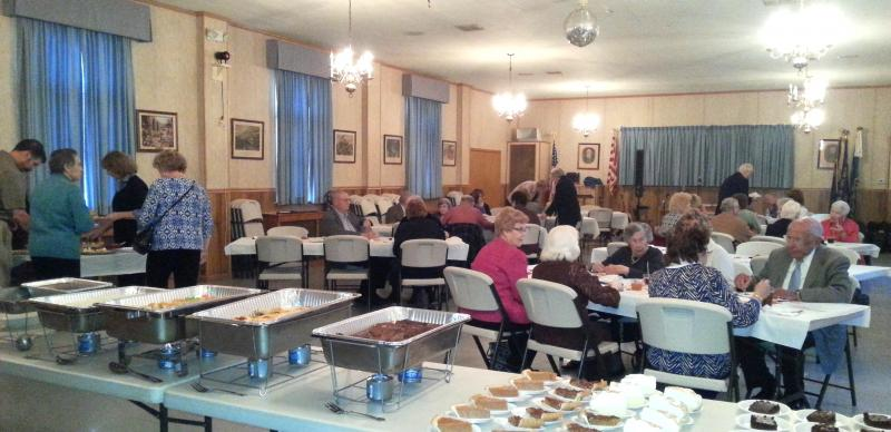 2014 Woodstock Museum Annual Docents' Dinner
